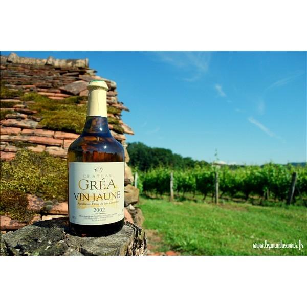 Le vin jaune vous fait voir la vie en rose mon sommelier - Par quoi remplacer le vin jaune en cuisine ...